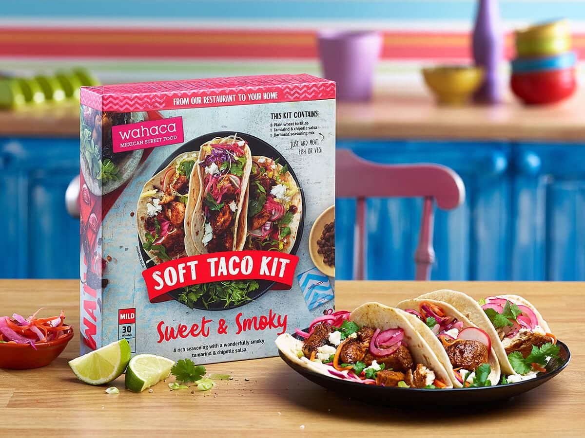 Wahaca Taco Kit