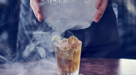 Effective Photography - Smoky Cocktail